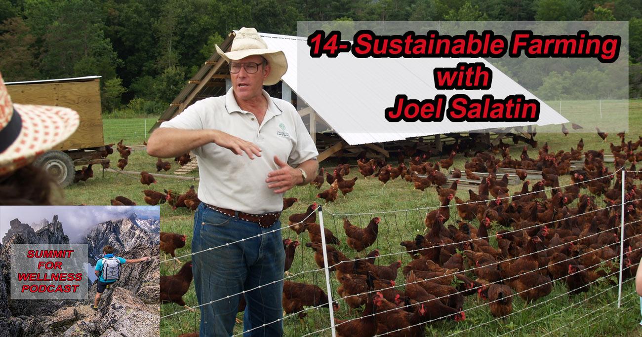 Joel Salatin Sustainable Farming